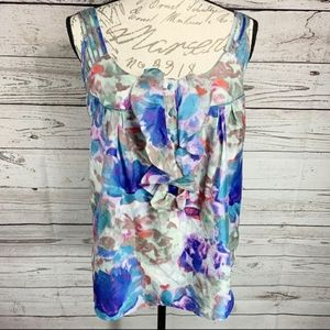 Anthropologie silk cami